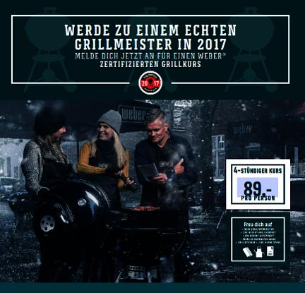 webergrillakademie meets hagebaumarkt h sele werde zu einem echten grillmeister in 2017. Black Bedroom Furniture Sets. Home Design Ideas