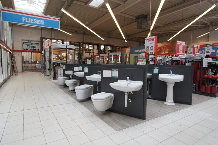 Fotogalerie Sanitär Und Fliesen Baumarkt Baustoffe Gartencenter - Fliesen vom baumarkt